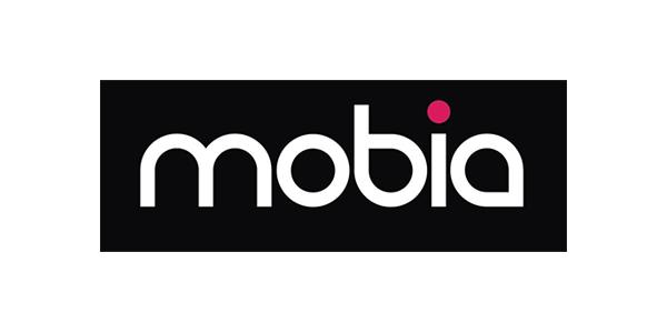 Mobia mobile accessories logo