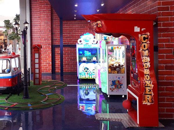 Twister arcade kutak u King Crossu