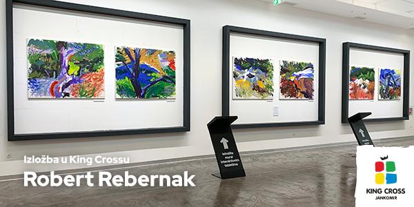 izložbe slikara Roberta Rebernaka